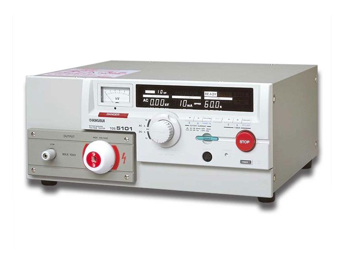 耐電圧試験機